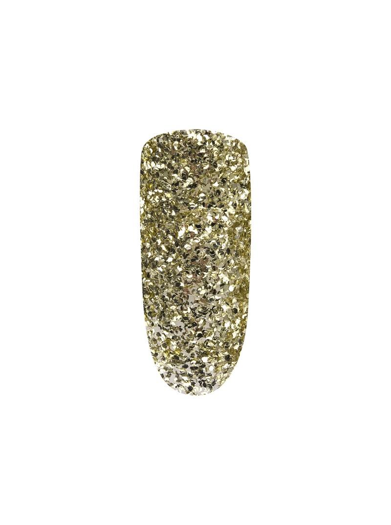 I-LAK Glitzy Gold 11ml Peggy Sage