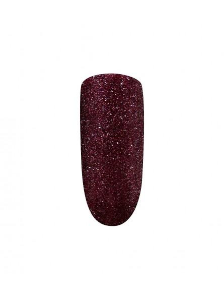 I-LAK Vibrant Glitter 11ml Peggy Sage