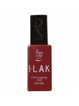 I-LAK Chrismas Red 11ml Peggy Sage