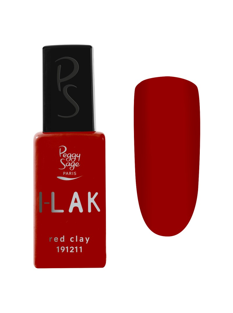 I-LAK Red Clay 11ml Peggy Sage automne 2021