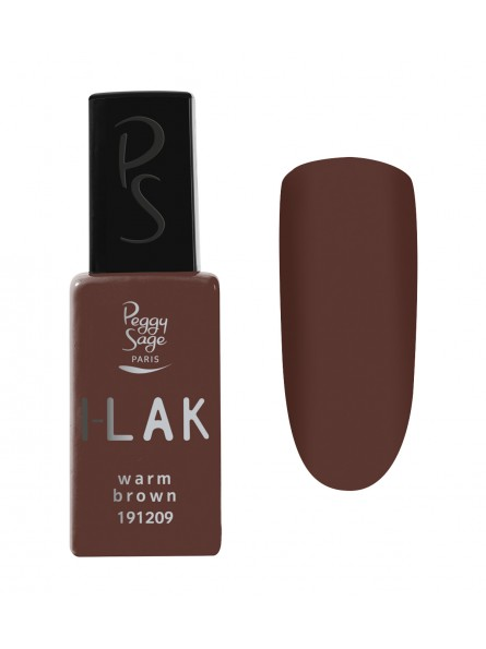 I-LAK Warm Brown 11ml Peggy Sage automne 2021