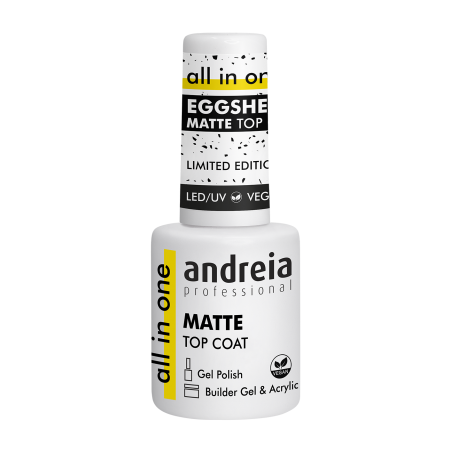 Top Coat Matte Eggshell All In One Andreia