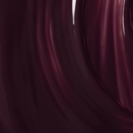 Vernis semi-permanent Andreia - THE GEL POLISH - Rouge noir