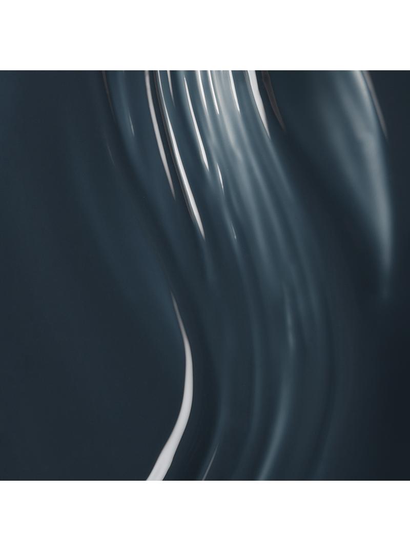 Vernis semi-permanent Andreia - THE GEL POLISH - Gris foncé bleuté