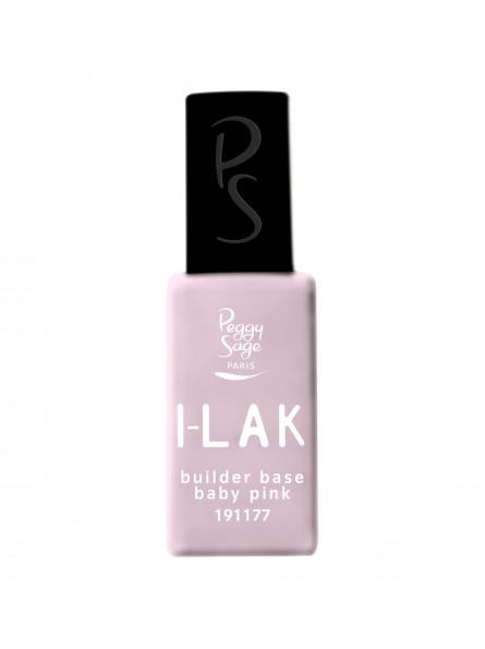 Builder base Baby pink I LAK - 11ml Peggy Sage
